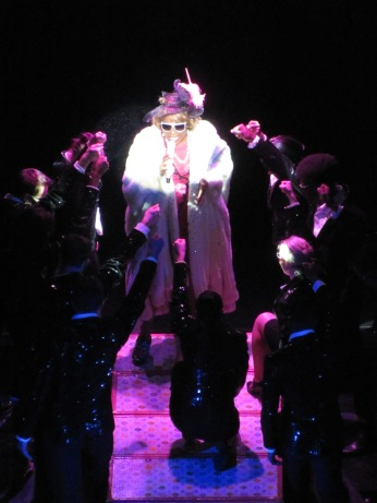 Ode Mae Brown in Ghost the Musical (Original Cast)