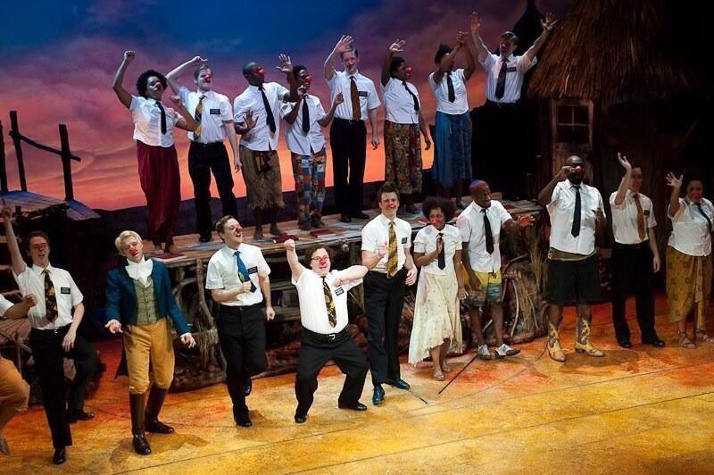 The Book of Mormon (Original West End Cast)