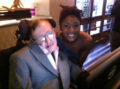 The Book of Mormon With Stephen Hawkins